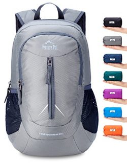 Venture Pal 25L – Durable Packable Lightweight Travel Hiking Backpack Daypack Small Bag fo ...