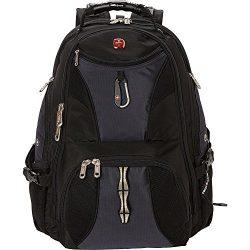 SwissGear Travel Gear 1900 Scansmart TSA Laptop Backpack – 19″ eBags Exclusive