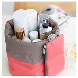 Makeup bag Waterproof Travel Kit, Organizer Bathroom Storage Cosmetic Bag With a Mini Bag, Jewel ...