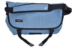 Timbuk2 Classic Messenger Bag, M, Light Wash Denim, Medium