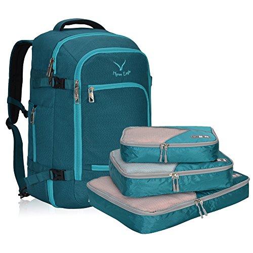 98e2da67c42f Hynes Eagle Travel Backpack 40L Flight Approved Carry on Backpack ...