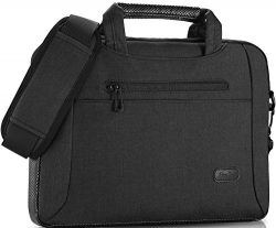 ProCase 11 – 12 Inch Laptop Bag Messenger Shoulder Bag Briefcase Sleeve Case for 12″ ...