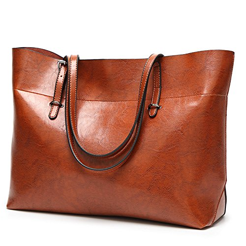 Womens Tote Bag For Small Laptops Top Handle Handbags Soft ...