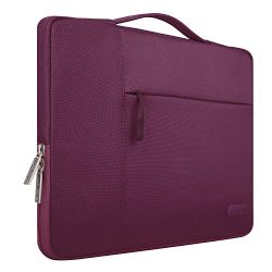Mosiso Laptop Sleeve Briefcase Handbag for 11-11.6 Inch MacBook Air, MacBook 12-Inch 2017/2016/2 ...