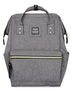 Himawari Travel Backpack Backpack With USB Charging Port Large Diaper Bag Doctor Bag Backpack Sc ...