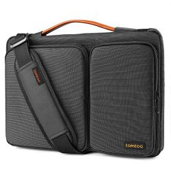 Tomtoc Original 13 – 13.5 Inch Laptop Shoulder Bag with CornerArmor Patent, 360° Protectiv ...