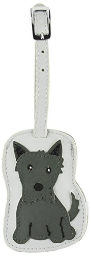 Luggage Tag, Scottie Terrier
