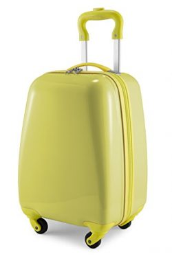 Hauptstadtkoffer Kids Luggage Children's Luggage Suitcase Hard-Side Glossy Multicoloured Y ...
