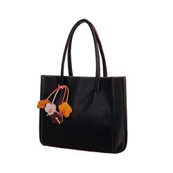 Hot Sale!New!Todaies,Fashion Elegant Girls Handbags Leather Shoulder Bag Candy Color Flowers Bag ...
