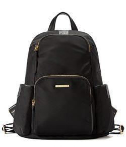 EMINI HOUSE Nylon Multifunction Women Backpack School Bag Girls Ladies Daily Purse Travel Bag Ru ...