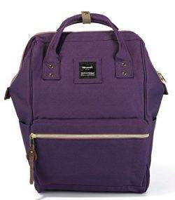Himawari Laptop Backpack Travel Backpack With USB Charging Port Large Diaper Bag Doctor Bag Scho ...