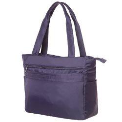 TENXITER Women Fashion Large Tote Shoulder Handbag Waterproof Tote Bag Multi-function Nylon Trav ...