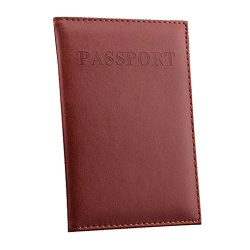 Gotd Leather Passport Cover – Holder – for Men & Women – Passport Case  ...