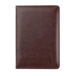 Hot Sale! Neartime Wallet, 2018 Unisex Leather Passport Holder Cover Case Blocking Travel Letter ...