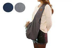 RETRO PUG Pet Sling Carrier Bag – Purse – Front pack – Easy Shoulder Strap Adj ...
