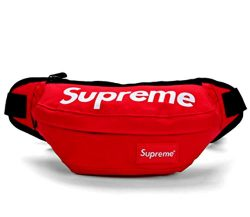Supreme Est.1994 Fanny Pack Waist Pack (Red)