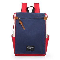 Laptop Backpack Yolin Water Resistant Travel Backpack Slim Durable College School Computer Bag f ...