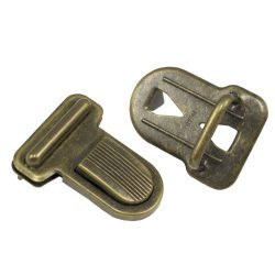 Ohio Travel Bag 1 1/8″ Tuck Lock Clasp