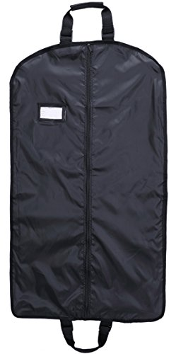 Magictodoor Travel Garment Bag 40″ for Suit/Dress w/Adjustable Handle