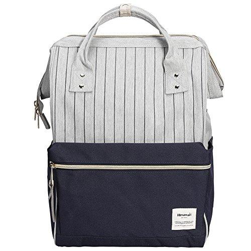 Himawari Laptop Backpack Travel Backpack With USB Charging