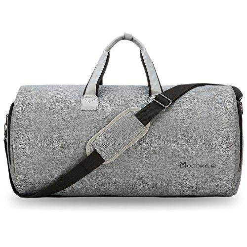 857aef4f73d5 Foldable Garment Bag with Shoulder Strap