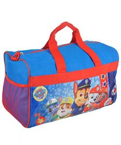 Nickelodeon Paw Patrol Boy's 18″ Carry-On Duffel Bag