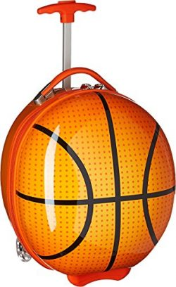 Heys America Unisex Sport Kids Luggage Basketball Luggage
