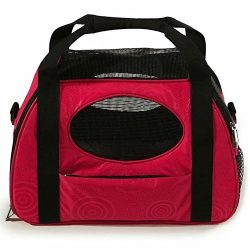 Product of Gen7Pets Carry-Me Pet Carrier – Raspberry Sorbet – Dog Crates, Carriers & ...