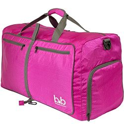 Extra Large Duffle Bag with Pockets – Travel Duffel Bag for Women and Men