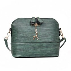 Tote Bag Vintage,Clearance! AgrinTol New Women Messenger Bags Vintage Small Shell Leather Handba ...