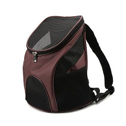 MESASA Pet Carrier and Travel Accessories Dog Carrier Backpacks, Soft Sided Backpack for Dog Travel