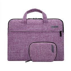 Jia Hu 1Pc Stylish Laptop Briefcase Purse Messenger Bag Portfolio Shoulder Bags College Travel D ...