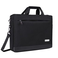 Laptop Bag, Becky 15.6 inch Laptop Briefcase, College Students Business Office Professional Comp ...
