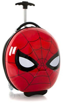 Heys America Marvel Spiderman Boy's 16″ Rolling Carry On Luggage