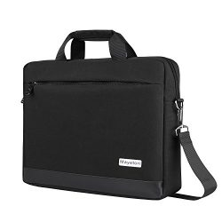 Laptop Bag, Mayetori 15.6 Inch Laptop Briefcase for Men Women College Student, Business Computer ...