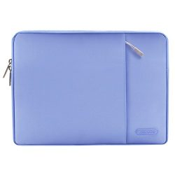 Mosiso Laptop Sleeve Bag for 15-15.6 Inch MacBook Pro, Notebook Computer, Vertical Style Water R ...