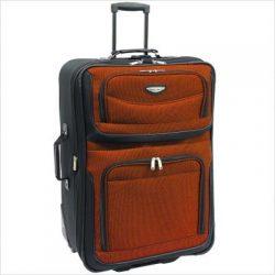 Travelers Choice Travel Select Amsterdam 29″, Orange