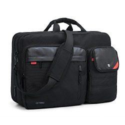 Classic Expandable Multi-functional Messenger Business Briefcase Satchel Handbag Shoulder Bag,Me ...