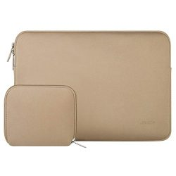 MOSISO Laptop Sleeve Bag Compatible 15 Inch New MacBook Pro with Touch Bar A1990 & A1707 201 ...