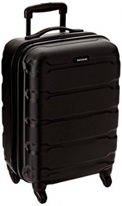 Samsonite Omni PC Hardside Spinner 20, Black