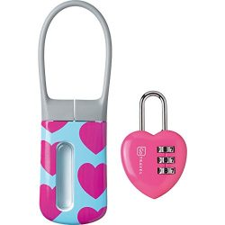 Go Travel My Case Luggage Tag and Lock Set