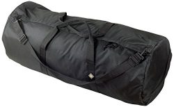 NorthStar SD1640DLX-MB Sports 1050 HD Tuff Cloth Diamond Ripstop Series Gear and Duffle Bag, 16  ...