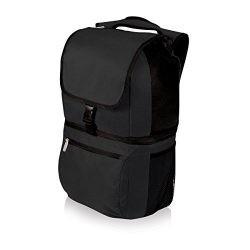 ONIVA – a Picnic Time brand Picnic Time Zuma Insulated Cooler Backpack, Black