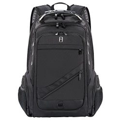 Laptop Backpack, Sosoon Business Anti-Theft Travel Backpack with USB Charging Port, Water Resist ...
