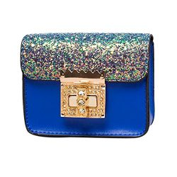 Small Shoulder Bag Crossbody Bag For Women Glitter Purse Evening Messenger Bag With Chain Strap  ...