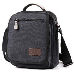 a7fde9e1c061 XINCADA Mens Bag Messenger Bag Canvas Shoulder Bags Travel Bag Man Purse  Crossbody Bags for Work