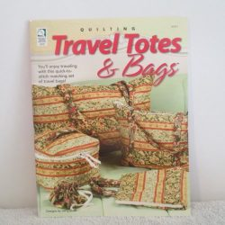 Quilting Travel Totes & Bags