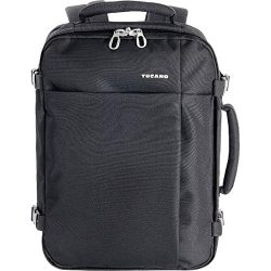 Tucano Tugo Small Travel Backpack (Black)