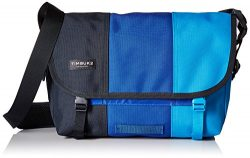 Timbuk2 Classic Tres colores Messenger Bag, Lagoon, Small