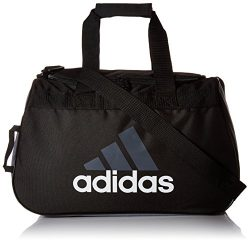 adidas Diablo Small Duffel Bag, Storm Grey, One Size
